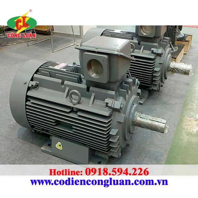 Motor-động cơ điện Hitachi 3 pha TFO-KK 5.5KW 2P
