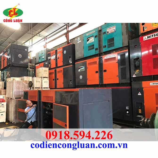 Công ty sửa chữa máy phát điện