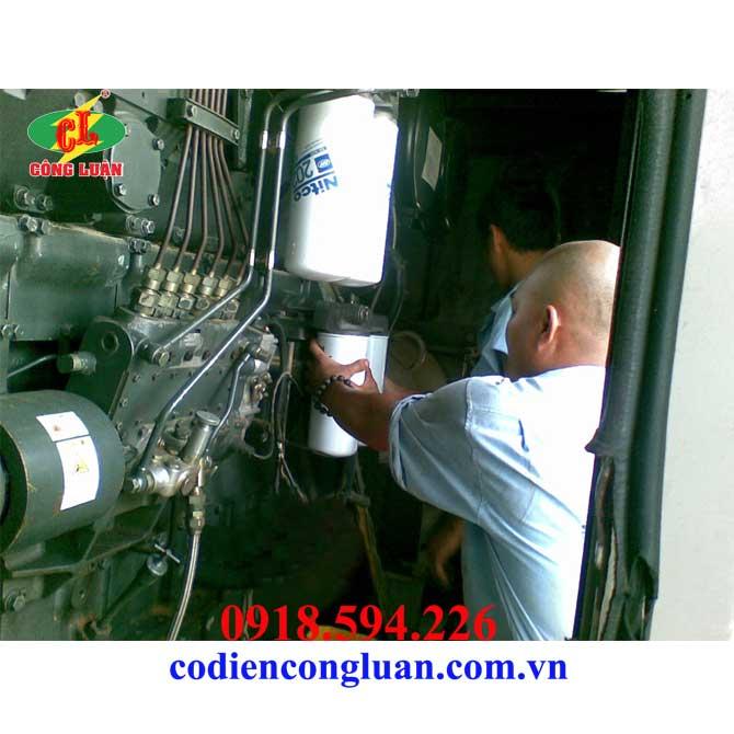Bảo dưỡng bảo trì máy phát điện