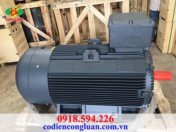 Motor điện Y3-225M-2 hiệu QM chính hãng