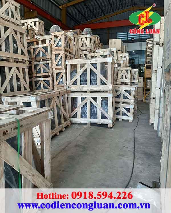 Ứng dụng motor điện Y3-250M-6