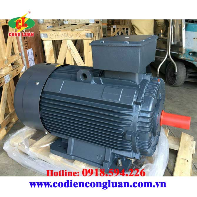 Motor điện Y3-280M-4 hiệu QM