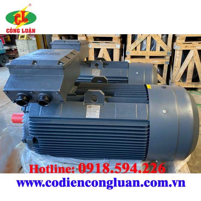 Motor điện Y3-280S-4 hiệu QM