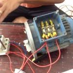 Đấu dây motor motor 3 pha khi bắt tay vào lắp đặt cho động cơ